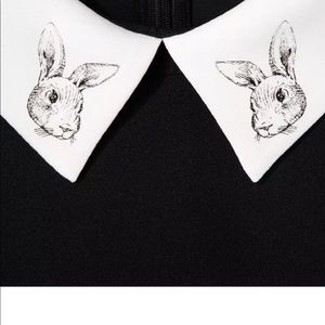 Victoria Beckham for Target Bunny Collared Dress